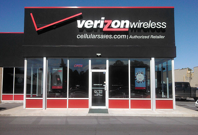 Garden City, SC Cellular Sales Verizon store