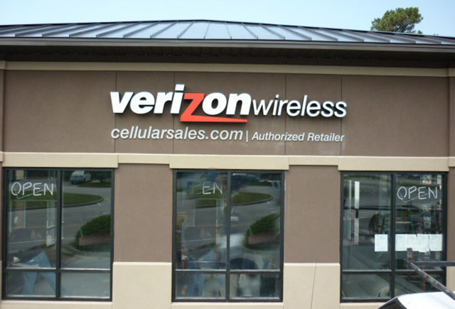 Mt. Pleasant, SC Cellular Sales Verizon store
