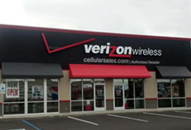 Keystone Ave Indianapolis, IN Cellular Sales Verizon store