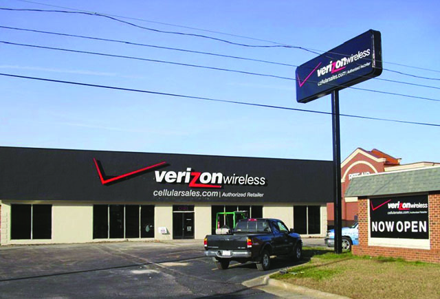 Eden, NC Cellular Sales Verizon store
