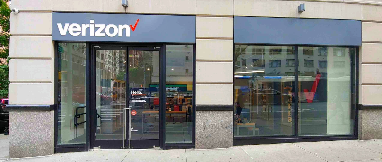 2nd Ave New York NY Cellular Sales Verizon store
