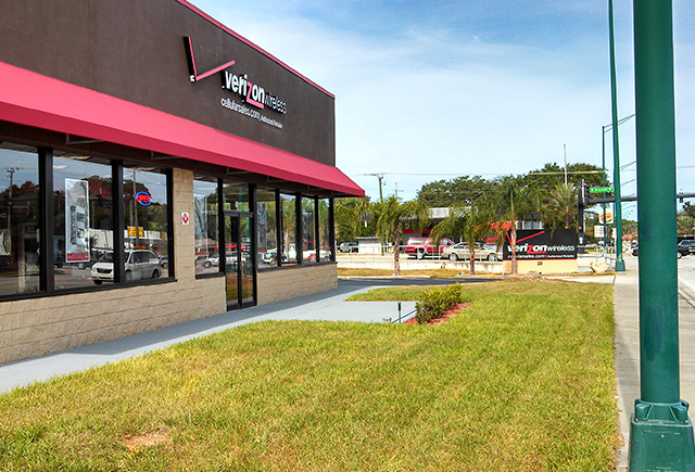 Nova Road Ormond Beach, FL Cellular Sales Verizon store