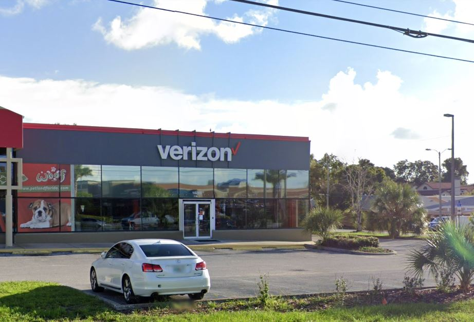 Ulmerton Rd Largo FL Cellular Sales Verizon store